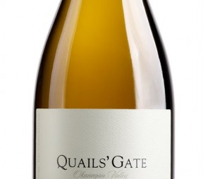 Quails' Gate Estate Winery Stewart Family Reserve Chardonay 2008