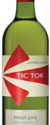 Robert Oatley Vineyards – James Oatley Tic Tok Pinot Gris 2009
