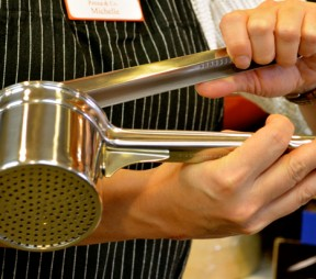 Holiday Dinner Gadget Suggestion: The Potato Ricer