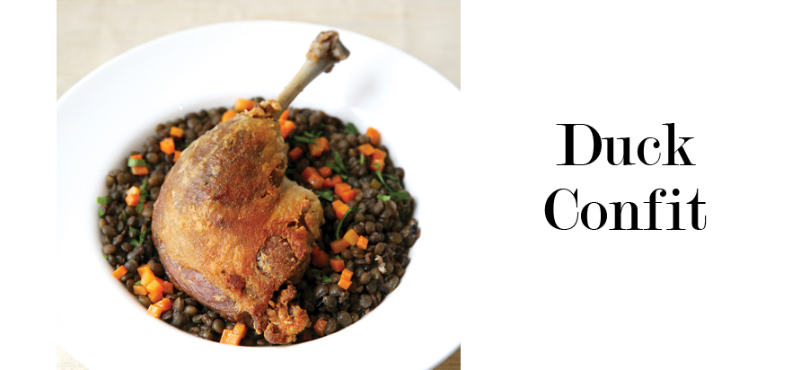 What Is Duck Confit Recipe — Dishmaps
