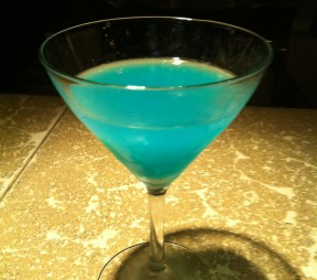 From the Bar Soole: Corpse Reviver Number Blue