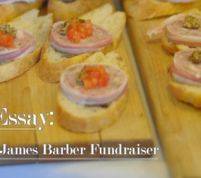 Photo Essay: James Barber Chef's Table Fundraiser