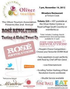 Rose Rev Flyer