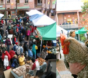 Victoria's Winter Market Starts In November