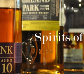 Spirits of Worth: Scottish Single Malt Whisky