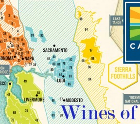 Wines of Worth – California's AVAs