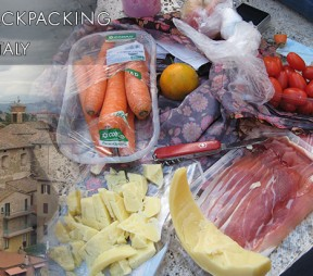 Gourmet Backpacking Part 5: Italy