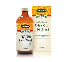 Udo's Oil – An Omega Powerhouse
