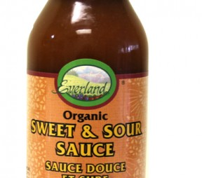 Everland Organic Sweet and Sour Sauce