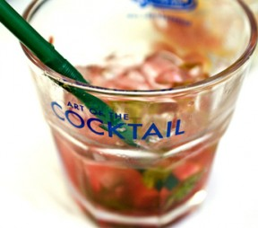 Countdown to the Art of the Cocktail. Who's Thirsty?