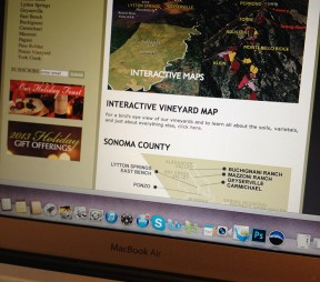 Somm In The City – www.Winery Websites