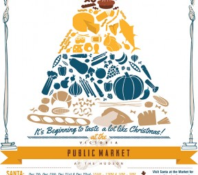 Holiday Events at the Victoria Public Market