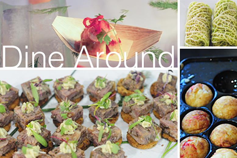 Victoria's Dine Around & Stay In Town 2014 Edition