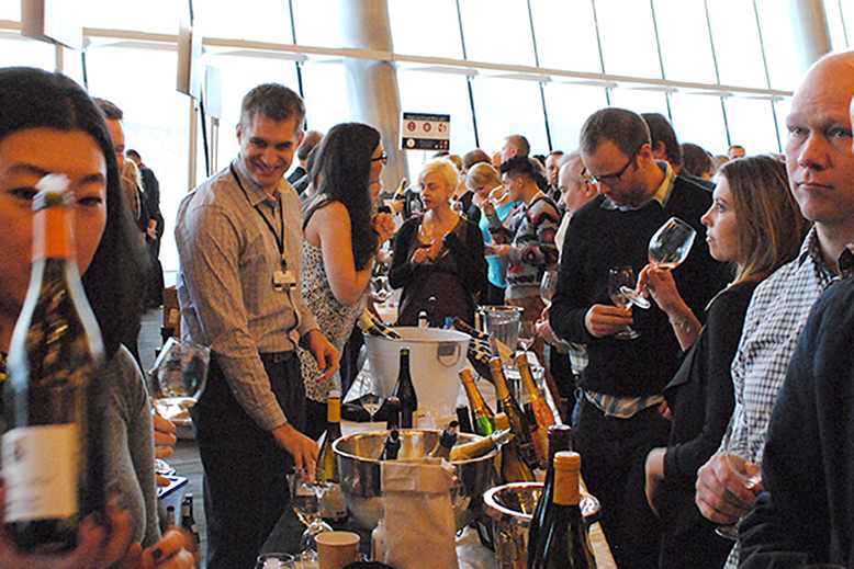 Ticket to Ride (or not). Okanagan Wineries at VIWF