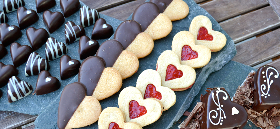 Valentine S Day Gifts With Edible I Love You S