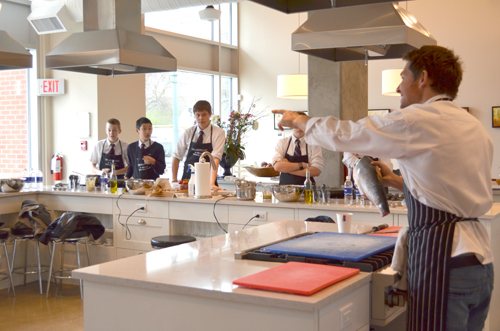 Classroom Kitchen Design : The long awaited return of cooking in classroom